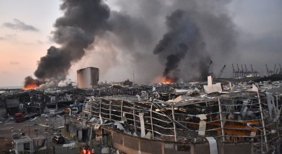 WhatsApp Image 2020 08 05 at 17.47.44 550x301 - Ledakan di Beirut: WNI Selamat, Amonium Nitrat dan Kondisi Darurat