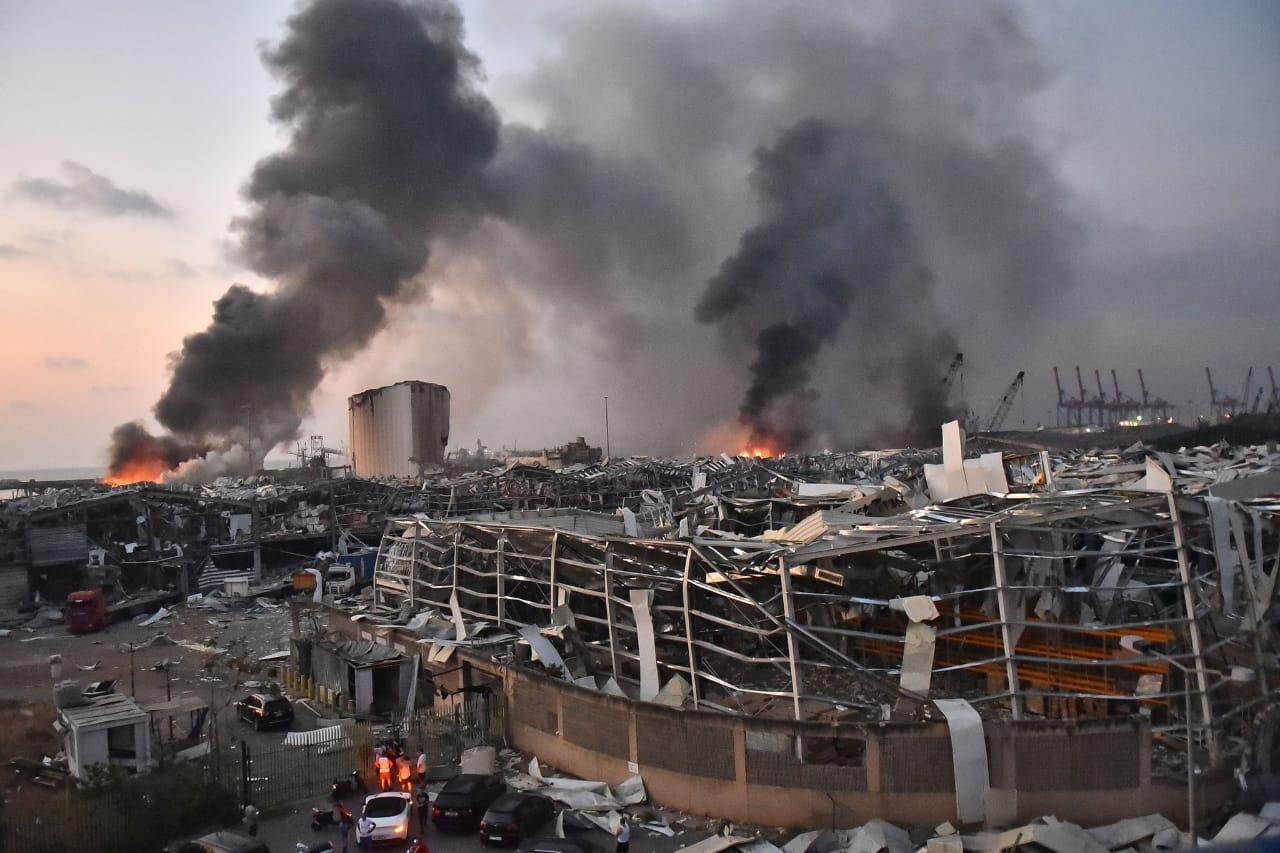 WhatsApp Image 2020 08 05 at 17.47.44 - Ledakan di Beirut: WNI Selamat, Amonium Nitrat dan Kondisi Darurat