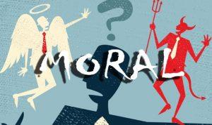 Ilustrasi moral. (Sumber: sekolahan.co.id)